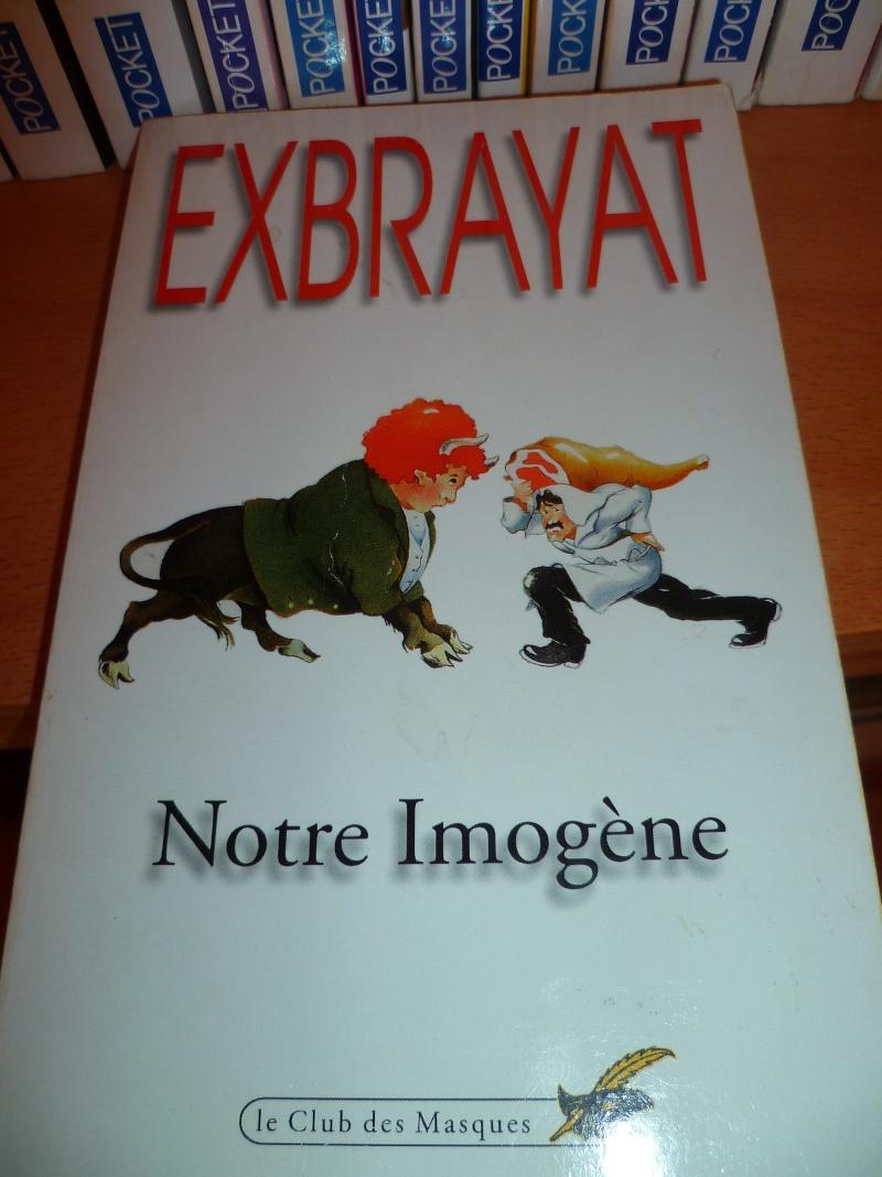 [BOOK TAG] Le livre de votre bibliothèque avec la couverture la plus moche - Page 2 P1020917