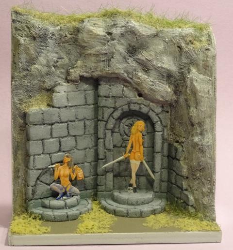 Fantasy Diorama Dsc07835