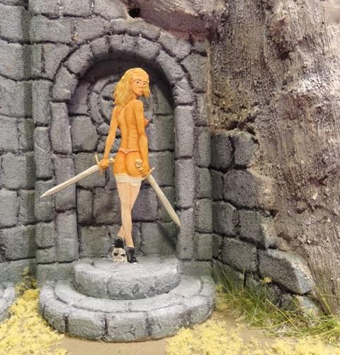 Fantasy Diorama Dsc07837