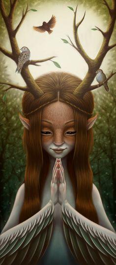 Resinsoul Rong(faune-biche)une belle wig&une belle tenue p3 8107f210