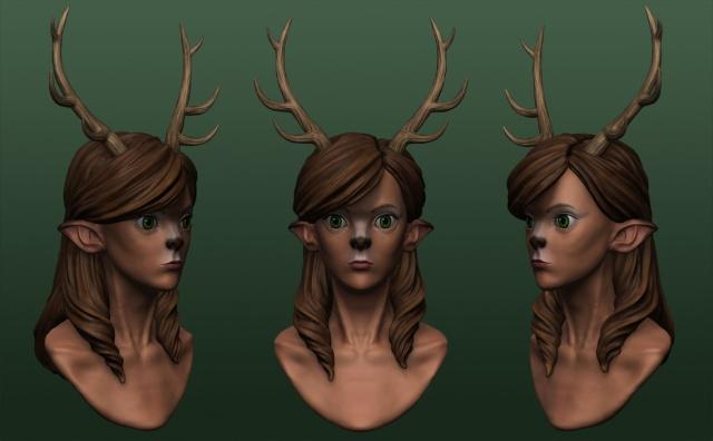 Resinsoul Rong(faune-biche)une belle wig&une belle tenue p3 Deer_g12