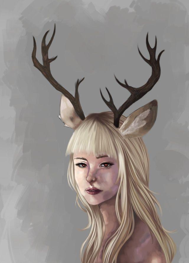 Resinsoul Rong(faune-biche)une belle wig&une belle tenue p3 Deer_g13