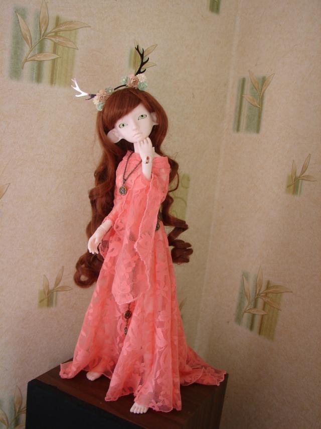 Resinsoul Rong(faune-biche)une belle wig&une belle tenue p3 Rs210
