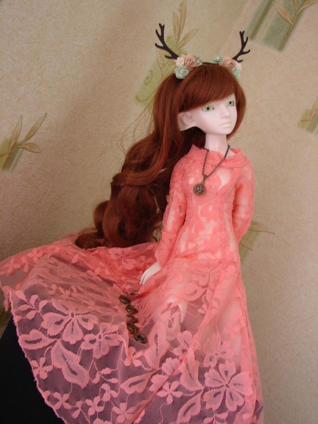 Resinsoul Rong(faune-biche)une belle wig&une belle tenue p3 Rs610