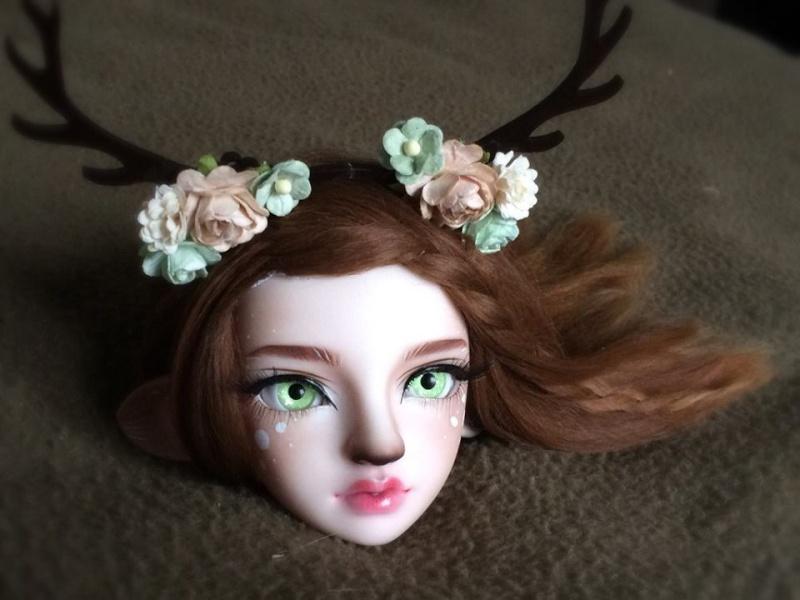 Resinsoul Rong(faune-biche)une belle wig&une belle tenue p3 Snowal10