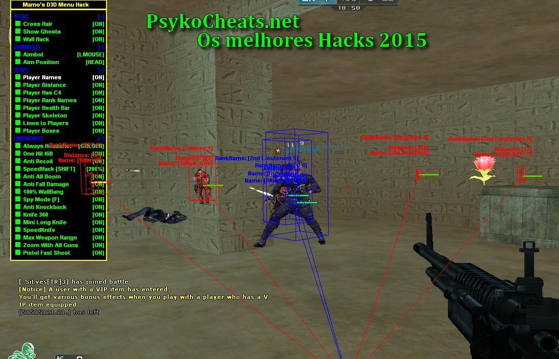 CrossFire NA Hack COM AIMBOT Atualizado 2015 [ D3D menu ] Aa10