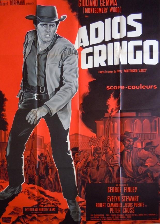 Adios Gringo - 1965 - Giorgio Stegani 0uqf10
