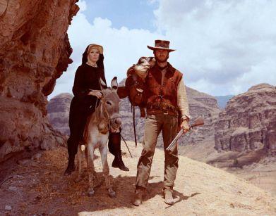 Sierra Torride -Two mules for Sister Sara -1969 . Don Siegel . 18761610