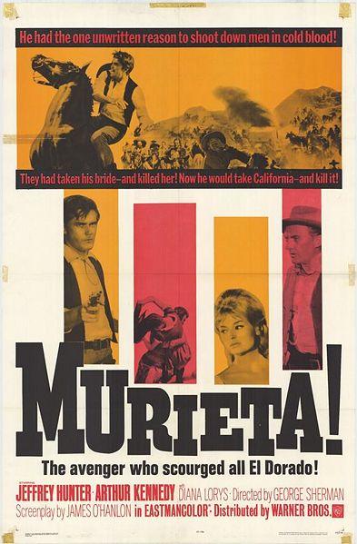 Murieta! - Joaquín Murrieta - 1964 - George Sherman 393px-10