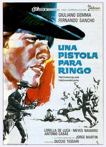 Un pistolet pour Ringo - Una Pistola per Ringo - 1965 - Duccio Tessari 433px-11