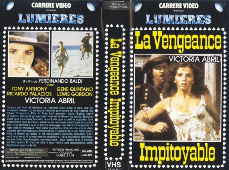 GUIDE DES SPAGHETTI WESTERNS SEULEMENT DISPONIBLES EN VHS.  511