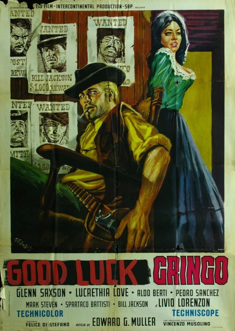 Dieu est avec toi, gringo - Vaya con Dios, Gringo - Edoardo Mulargia - 1966 73306110