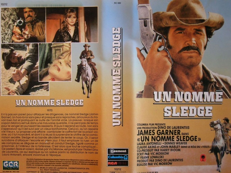 Un nommé Sledge - A Man called Sledge - 1969 - Vic Morrow 89007710