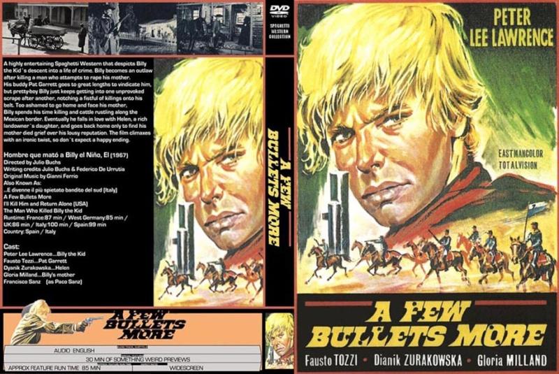 L'homme qui a tué Billy le Kid - El hombre que mató a Billy el Niño - 1967 - Julio Buchs A_few_10