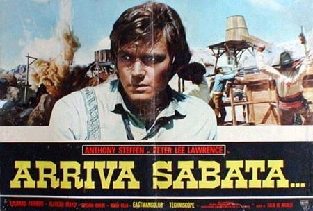 Arriva Sabata ( Reza por tu Alma … Y muere ) –1970-Tulio DEMICHELI Arriva14