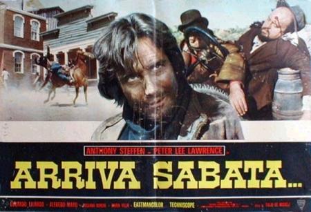 Arriva Sabata ( Reza por tu Alma … Y muere ) –1970-Tulio DEMICHELI Arriva15