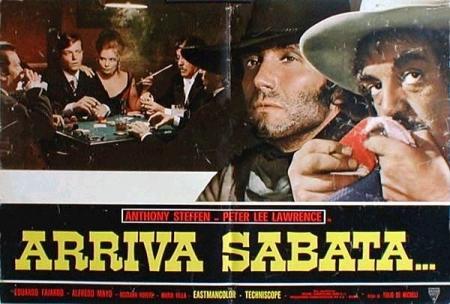 Arriva Sabata ( Reza por tu Alma … Y muere ) –1970-Tulio DEMICHELI Arriva16