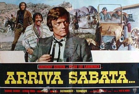 Arriva Sabata ( Reza por tu Alma … Y muere ) –1970-Tulio DEMICHELI Arriva17
