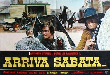 Arriva Sabata ( Reza por tu Alma … Y muere ) –1970-Tulio DEMICHELI Arriva18