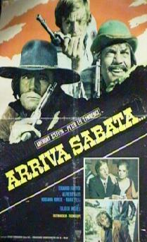 Arriva Sabata ( Reza por tu Alma … Y muere ) –1970-Tulio DEMICHELI Arriva19