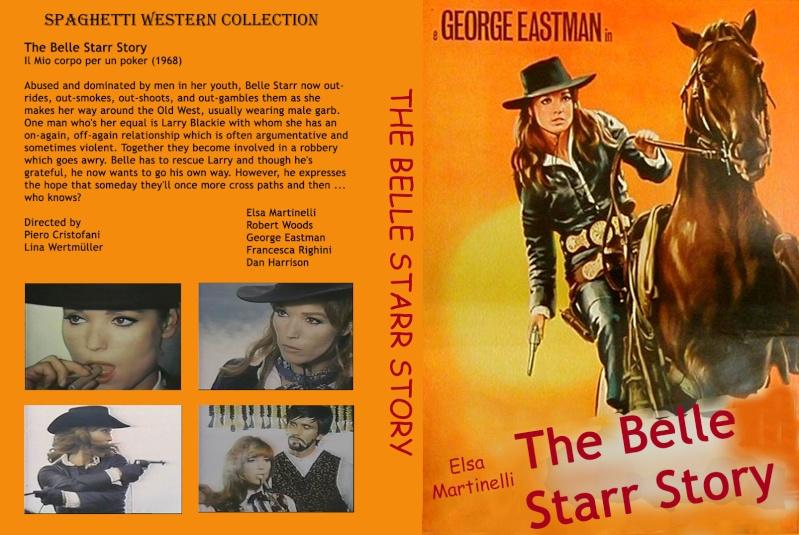 The Belle Starr Story (Il Mio Corpo per un poker) –1968- Piero CRISTOFANI Belles11