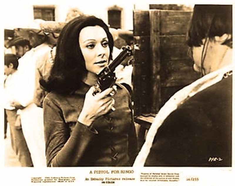 Un pistolet pour Ringo - Una Pistola per Ringo - 1965 - Duccio Tessari Bsh65v11