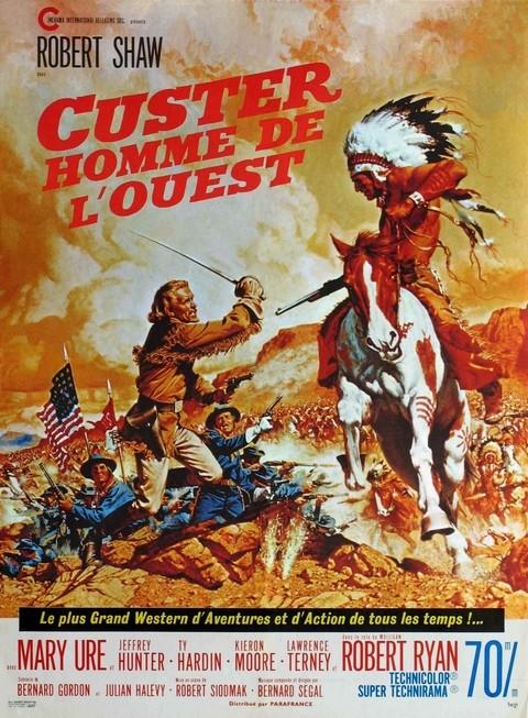 Custer, L' Homme de l' Ouest - Custer of the West - 1967 - Robert Siodmak Custer10