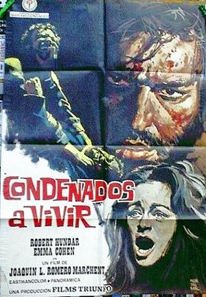 Condenados a vivir - 1971 - Joaquin Romero Marchent Cutthr10