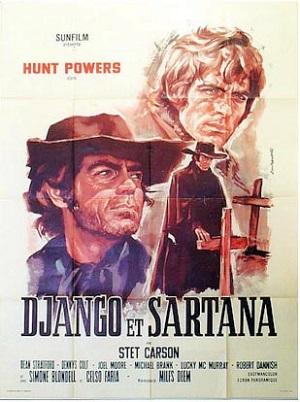 Django et Sartana - Quel maledetto giorno d'inverno... Django e Sartana all'ultimo sangue - 1970 - Demofilo Fidani Django18