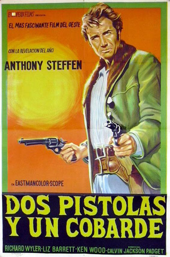 Deux pistolets pour un lâche (Il pistolero segnato di Dio ) -1967- Calvin Jackson Paget (Giorgio Ferroni) Dos-pi10