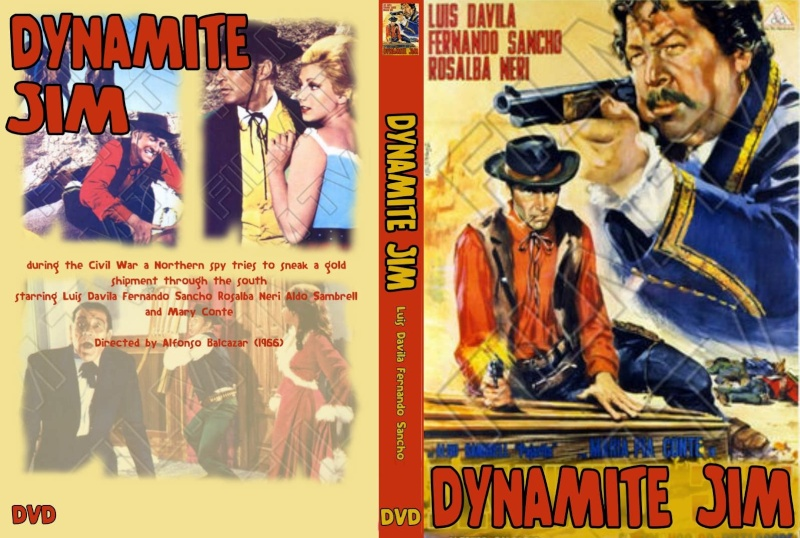 Dynamite Jim - Dynamita Jim - Dinamite Jim - 1966 - Alfonso Balcazar - Dynami10