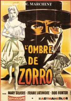 L'ombre de Zorro [ Cabalgando hacia la muerte ] . 1963 . Joachim Luis Romero Marchent . En117310