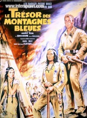 Le trésor des montagnes bleues - Winnetou - 2. Teil - 1964 - Harald Reinl En122010