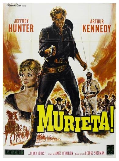 Murieta! - Joaquín Murrieta - 1964 - George Sherman En124110