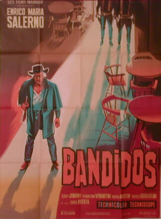 Bandidos - Crepa tu… che vivo io - 1967 - Massimo Dallamano (Max Dilman) En131711