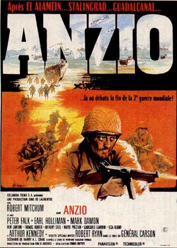 Anzio . 1968 . Edward Dmytryck . En133110