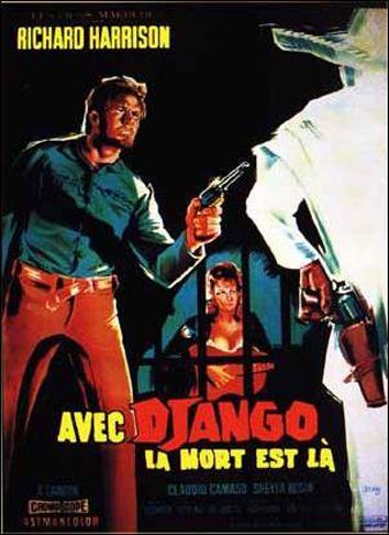 Avec Django la Mort est Là ! - Joko invoca dio....e muori - Antonio Margheriti -  1968 En135611