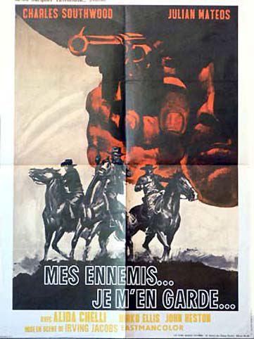 Mes ennemis, je m'en garde ( Dai Nemici mi Guardo io ! ) –1968- Mario AMENDOLA En139810