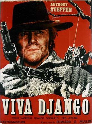 Viva Django ( W Django ) –1971- Eduardo MULARGIA En149210