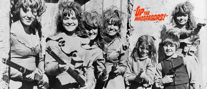 Les 7 écossais explosent - Sette donne per i McGregor - Franco Giraldi - 1966 En15a10