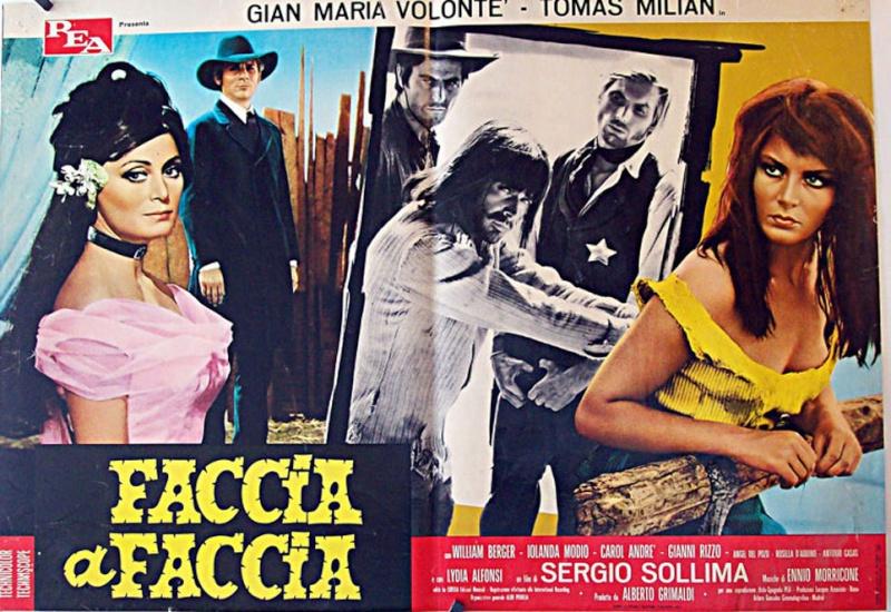Le Dernier Face à Face - Faccia a Faccia - 1967 - Sergio Sollima Faccia11