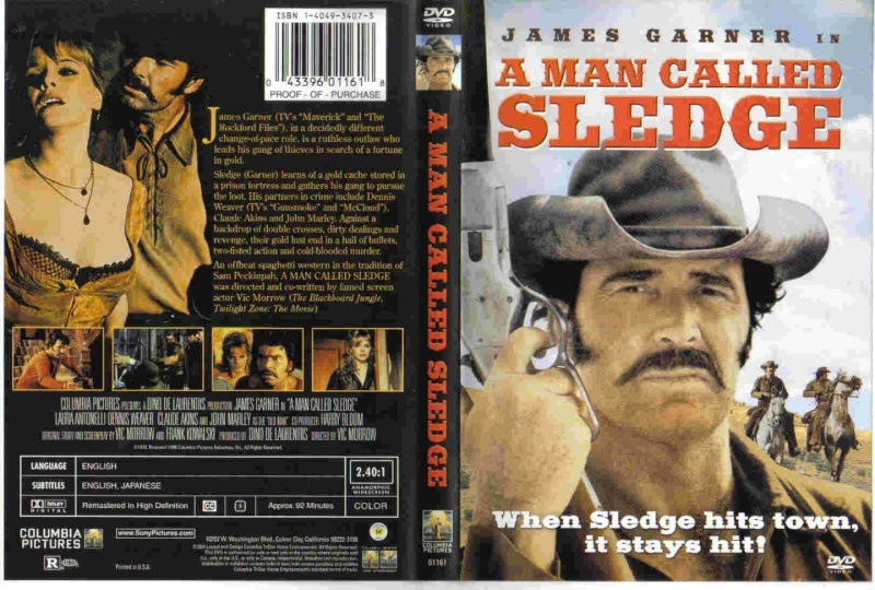 Un nommé Sledge - A Man called Sledge - 1969 - Vic Morrow Galler10