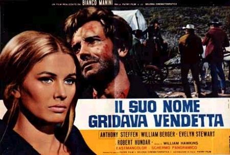 Son nom crie vengeance ( Il suo nome gridava vendetta ) - 1968 - Mario Caiano Gridav11