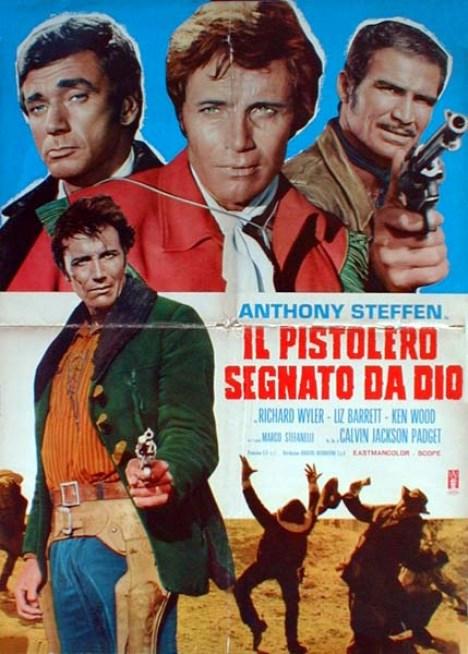 Deux pistolets pour un lâche (Il pistolero segnato di Dio ) -1967- Calvin Jackson Paget (Giorgio Ferroni) Il-pis10