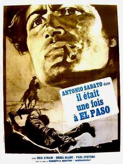 I senza Dio - Il était une fois à El Paso - I senza Dio - Roberto Bianchi Montero - 1972 Il20et10