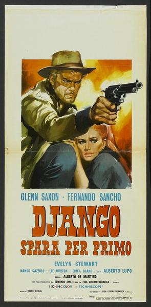 Django tire le premier - Django spara per primo - Alberto De Martino - 1966 Images10