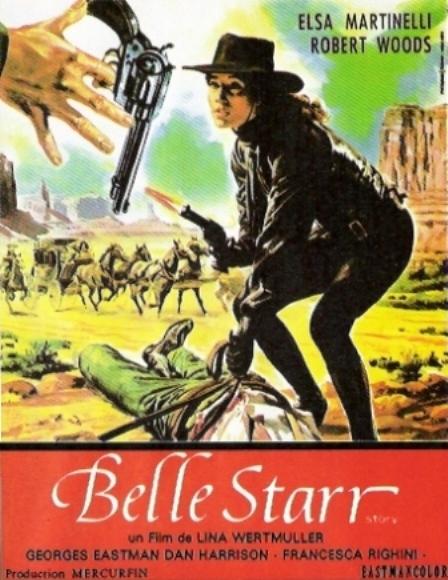 The Belle Starr Story (Il Mio Corpo per un poker) –1968- Piero CRISTOFANI Img-1810