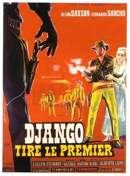 Django tire le premier - Django spara per primo - Alberto De Martino - 1966 Img-2310