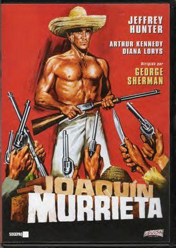 Murieta! - Joaquín Murrieta - 1964 - George Sherman Joaquc10