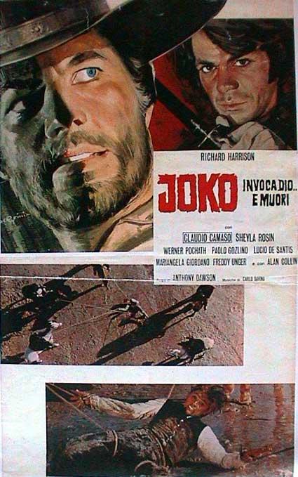 Avec Django la Mort est Là ! - Joko invoca dio....e muori - Antonio Margheriti -  1968 Joko0110